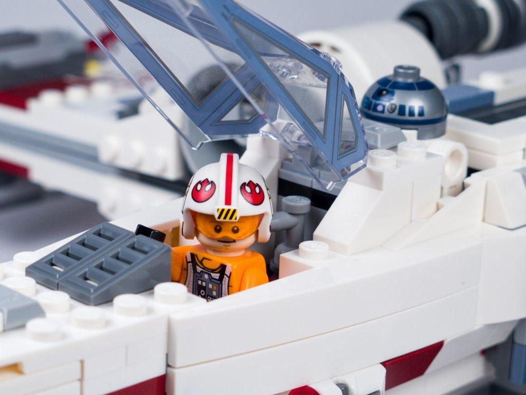 LEGO® Star Wars™ 75218 - Bauabschnitt 6 - Bild 21 | ©2018 Brickzeit