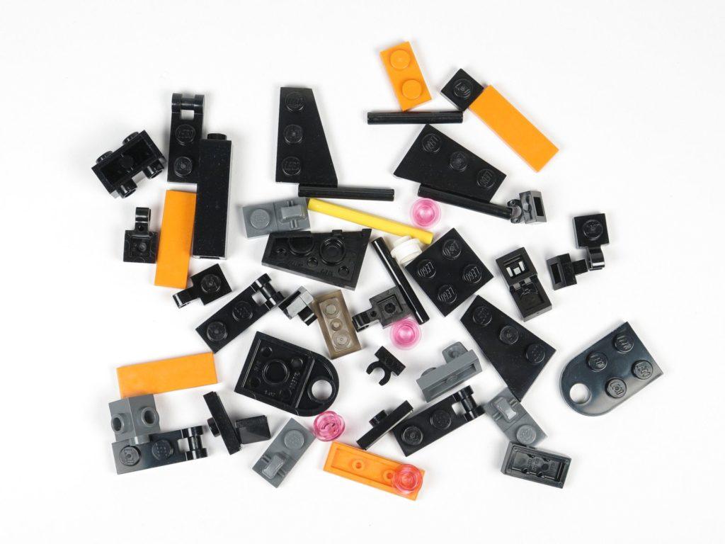 LEGO® Star Wars™ 911841 Poe Damerons X-Wing - Polybag Inhalt | ©2018 Brickzeit
