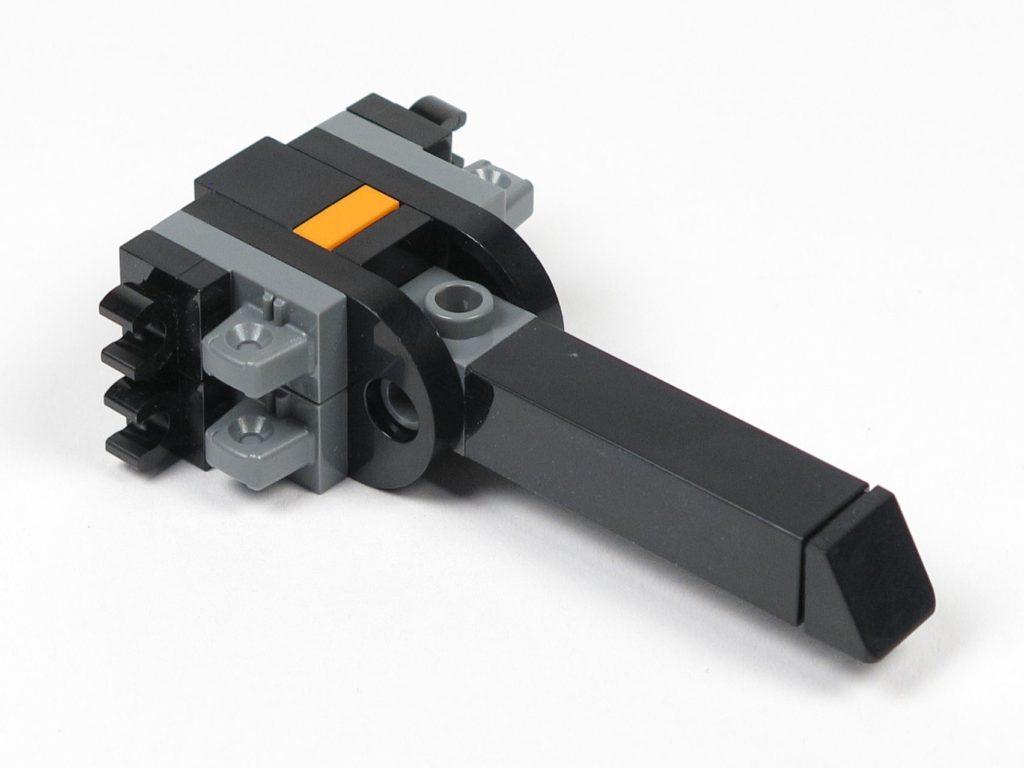 LEGO® Star Wars™ 911841 Poe Damerons X-Wing - Rumpf, vorne rechts | ©2018 Brickzeit