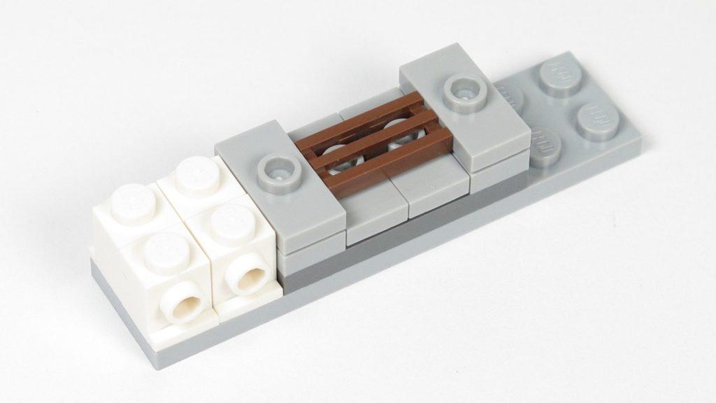 LEGO® Star Wars™ Magazin Nr. 12 - Y-Wing, erste Bauschritte | ©2018 Brickzeit