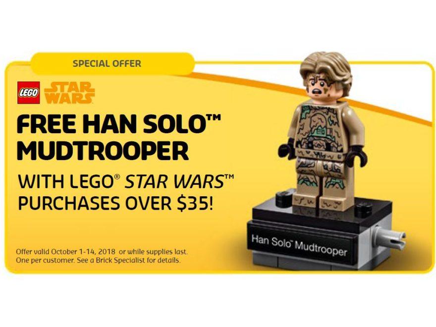 LEGO Star Wars 40300 Han Solo Mudtrooper - Titelbild | LEGO Gruppe