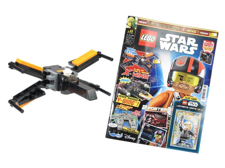 LEGO® Star Wars™ Magazin Nr. 41 - Titelbild | ©2018 Brickzeit