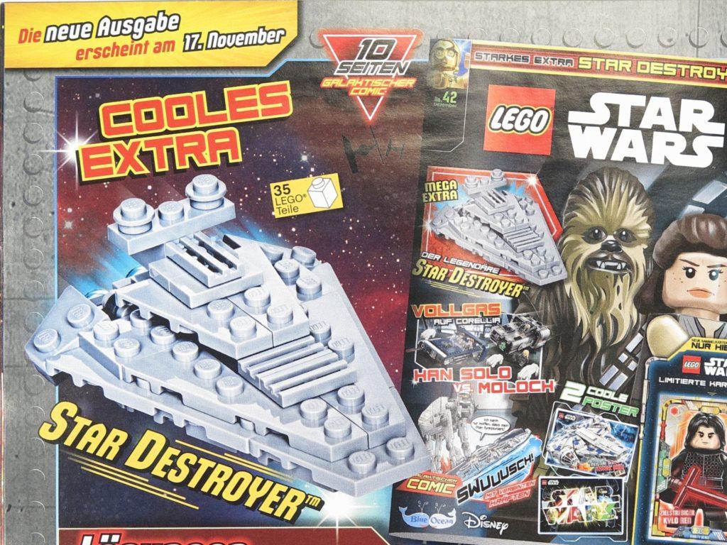 LEGO® Star Wars™ Magazin Nr. 42 - Vorschau