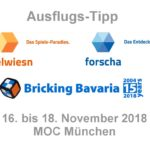 Bricking Bavaria, Spielwiesn, Forscha 2018 - Titelbild | ©Bricking Bavaria, ©i!bk, ©MPG