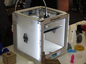 3D Drucker | ©2018 Brickzeit