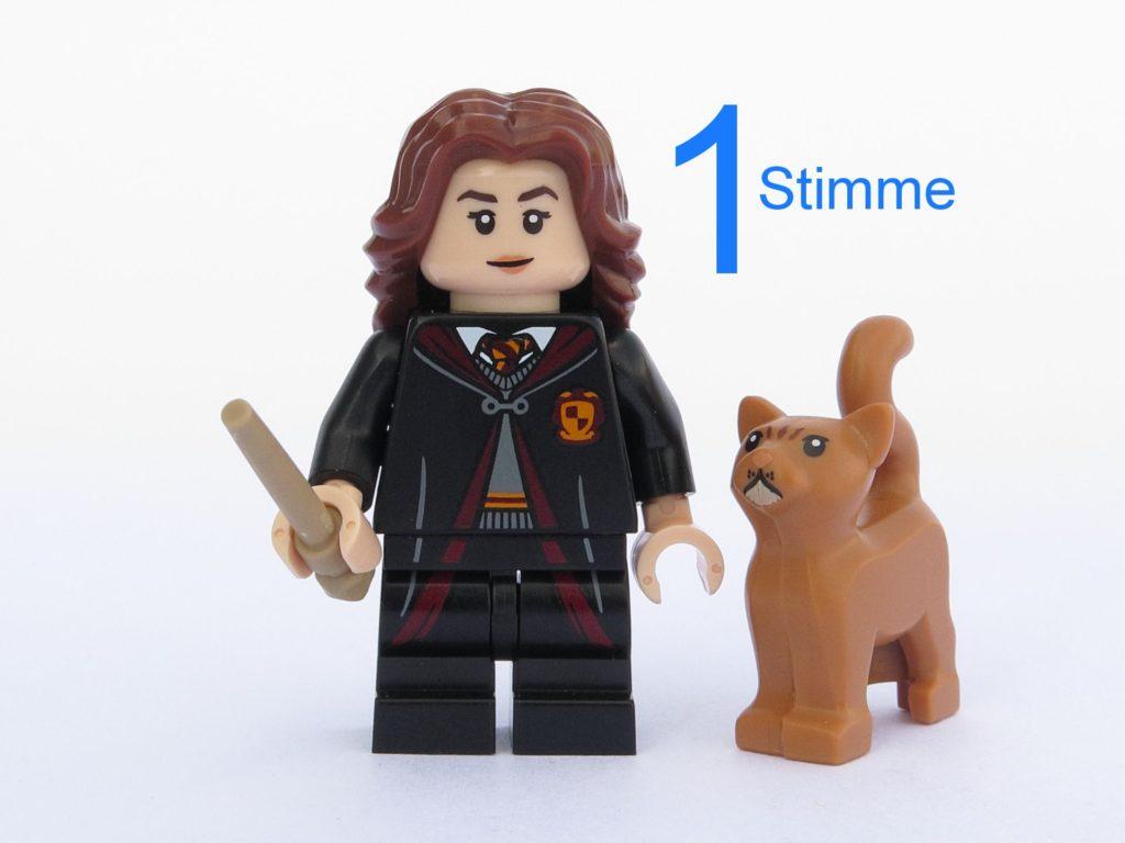 LEGO® 71022 Hermine Granger | ©2018 Brickzeit