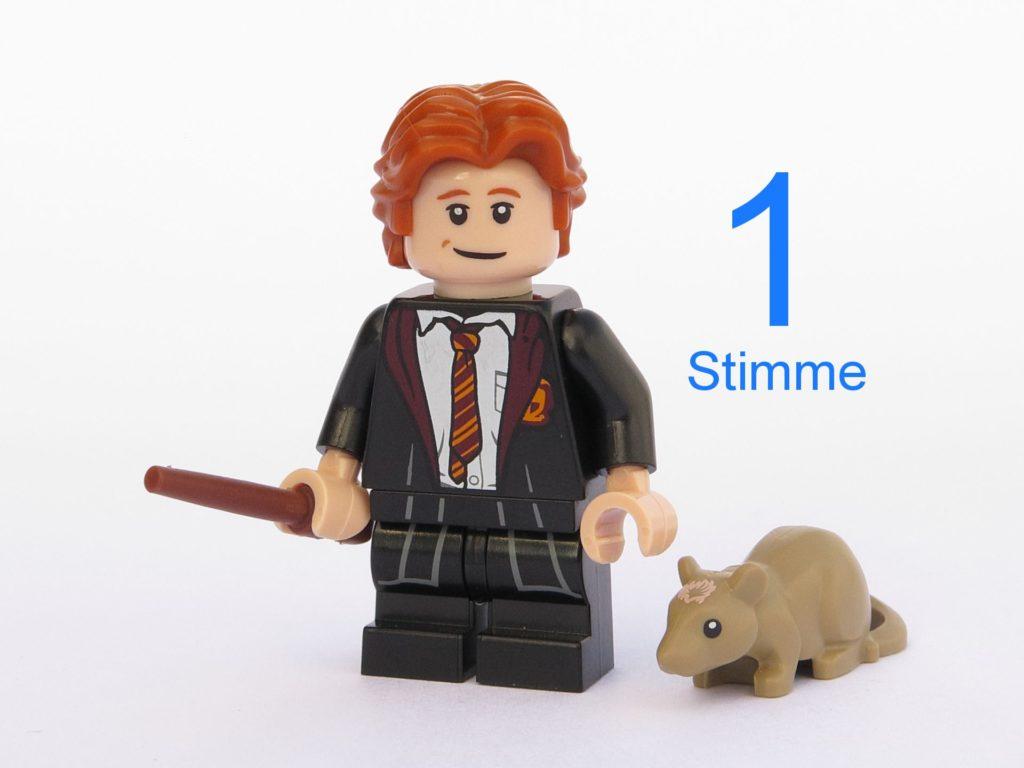LEGO® 71022 Ron Weasley | ©2018 Brickzeit