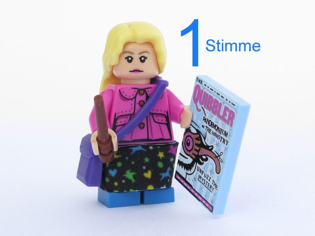 LEGO® 71022 Luna Lovegood | ©2018 Brickzeit