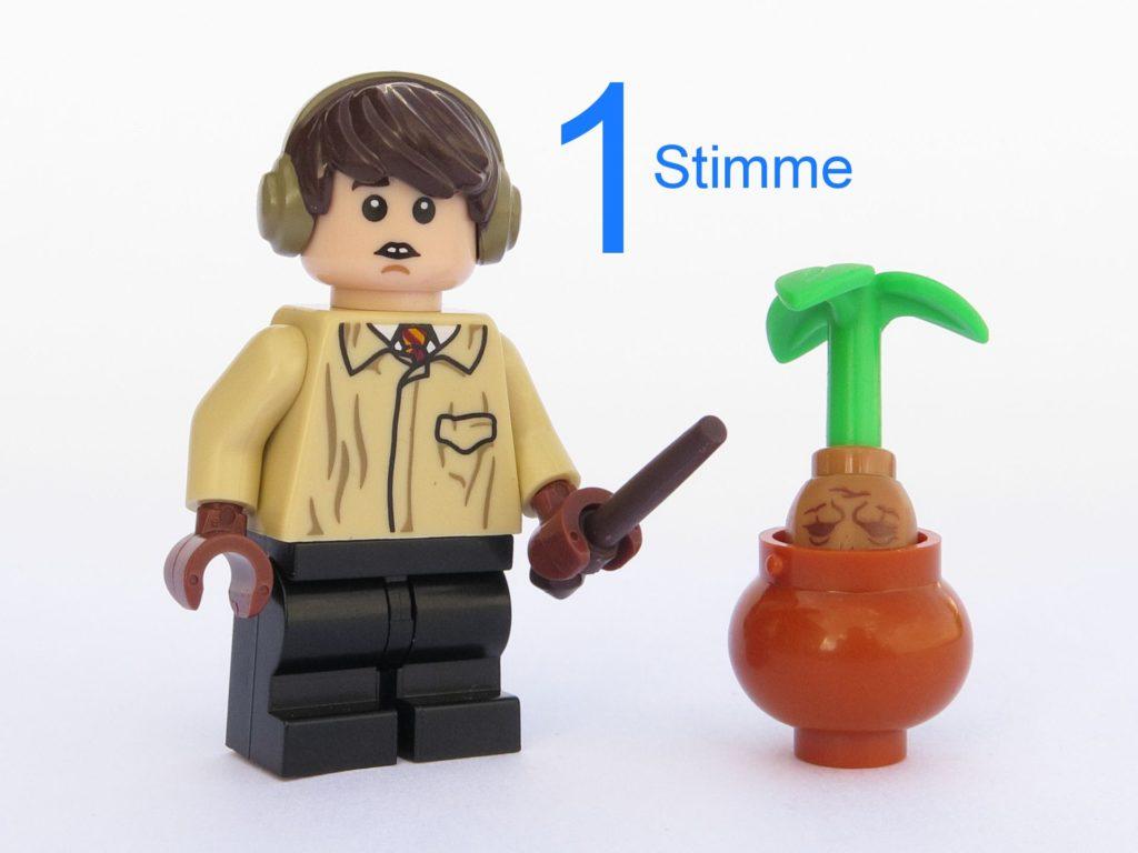 LEGO® 71022 Neville Longbottom | ©2018 Brickzeit