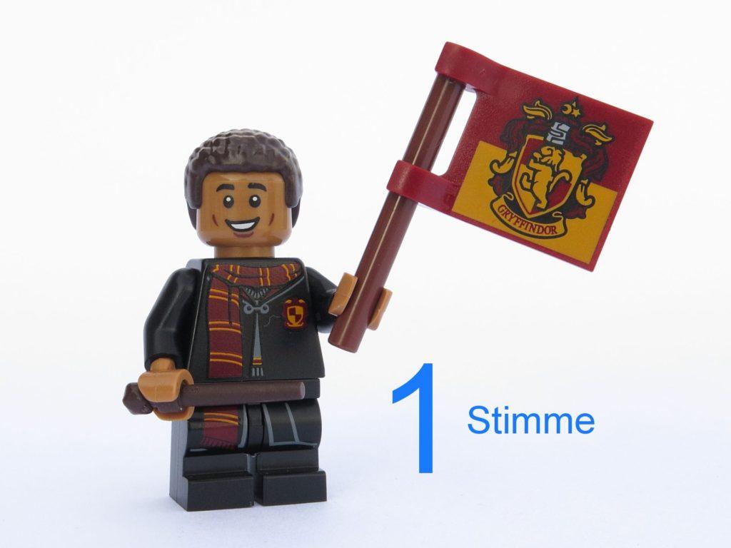 LEGO® 71022 Dean Thomas | ©2018 Brickzeit