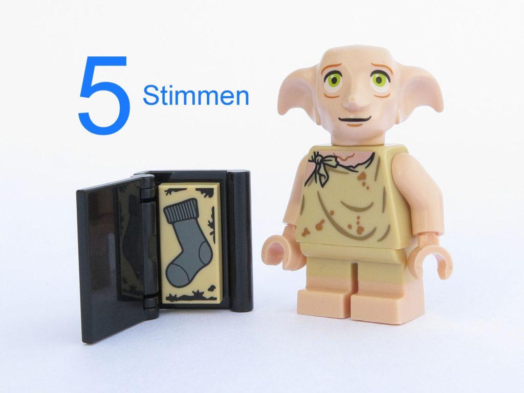 LEGO® 71022 Dobby | ©2018 Brickzeit