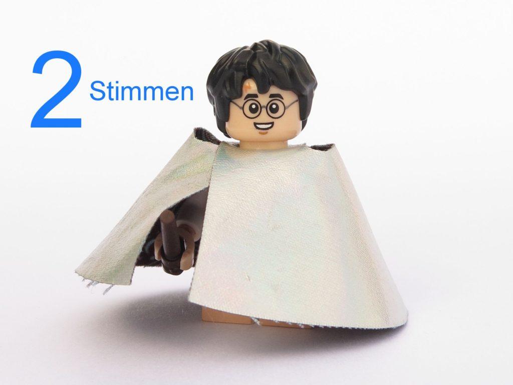 LEGO® 71022 Harry Potter mit Tarnumhang | ©2018 Brickzeit