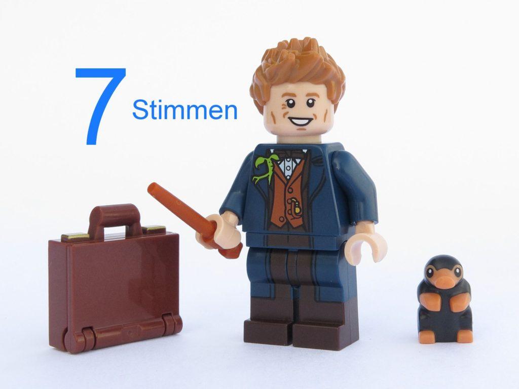 LEGO® 71022 Newt Scamander | ©2018 Brickzeit