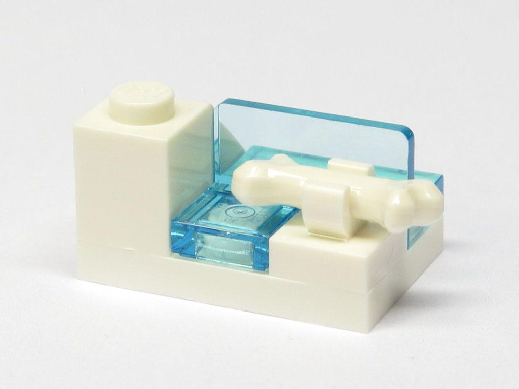 LEGO® City 951810 Mammutknochen in Eisblock | ©2018 Brickzeit