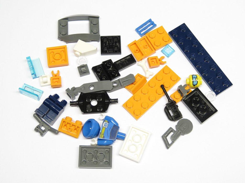 LEGO® City 951810 Polybag - Inhalt | ©2018 Brickzeit