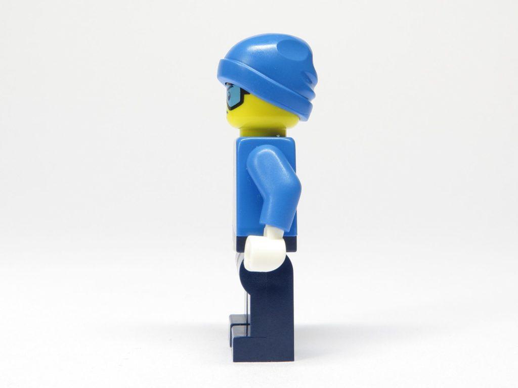 LEGO® City 951810 Eisforscher - linke Seite | ©2018 Brickzeit