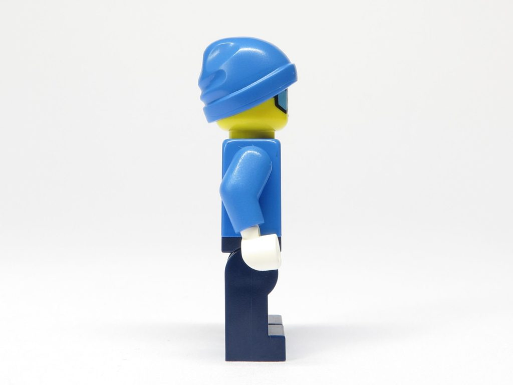 LEGO® City 951810 Eisforscher - rechte Seite | ©2018 Brickzeit