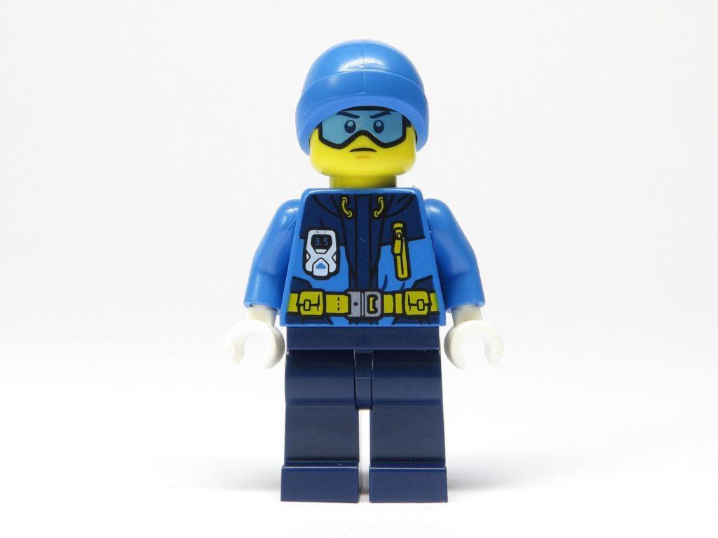 LEGO® City 951810 Eisforscher - Vorderseite | ©2018 Brickzeit