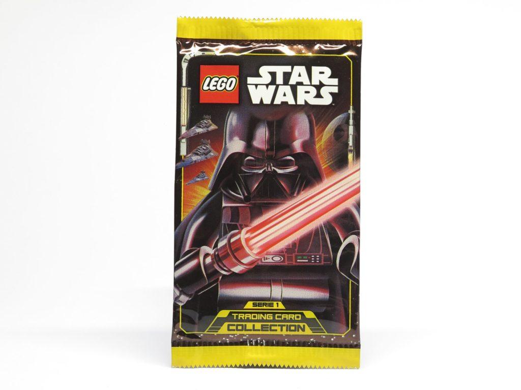 LEGO® Star Wars Sammelkarten-Booster | ©2018 Brickzeit
