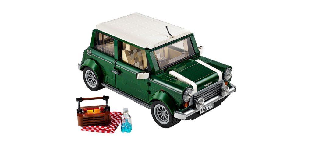 LEGO Creator Expert 10242 Mini Cooper | ®LEGO Gruppe