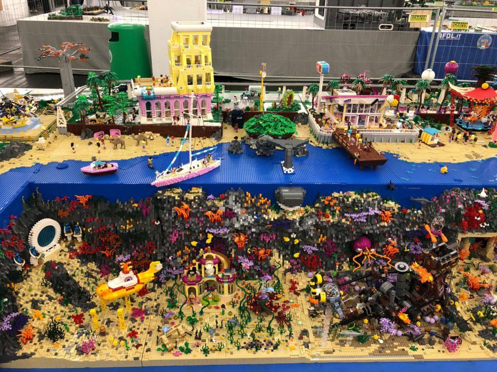 LEGO Friends Strand und Riff - Bild 1 | ©2018 Brickzeit