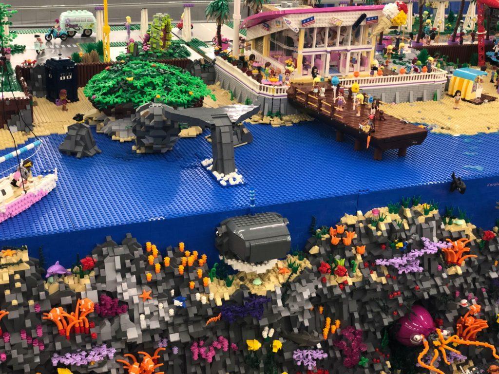 LEGO Friends Strand und Riff - Bild 3 | ©2018 Brickzeit