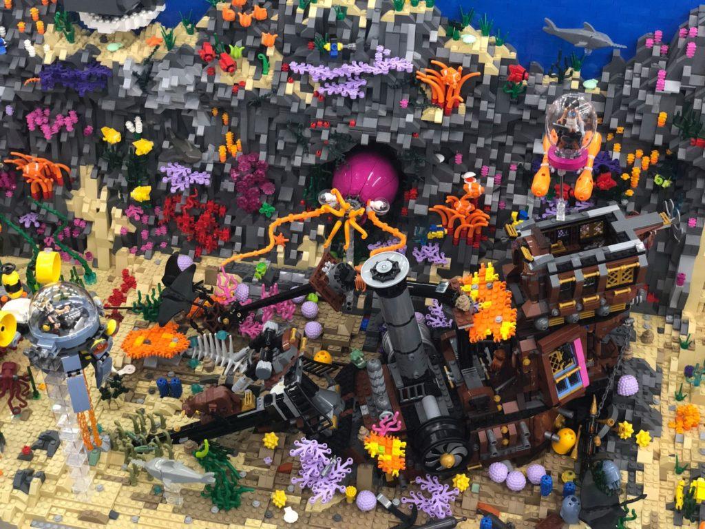 LEGO Friends Strand und Riff - Bild 4 | ©2018 Brickzeit