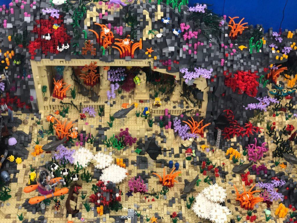 LEGO Friends Strand und Riff - Bild 5 | ©2018 Brickzeit
