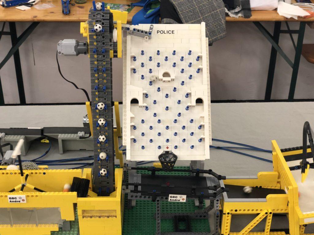 LEGO Bälle transportieren - Bild 6 | ©2018 Brickzeit