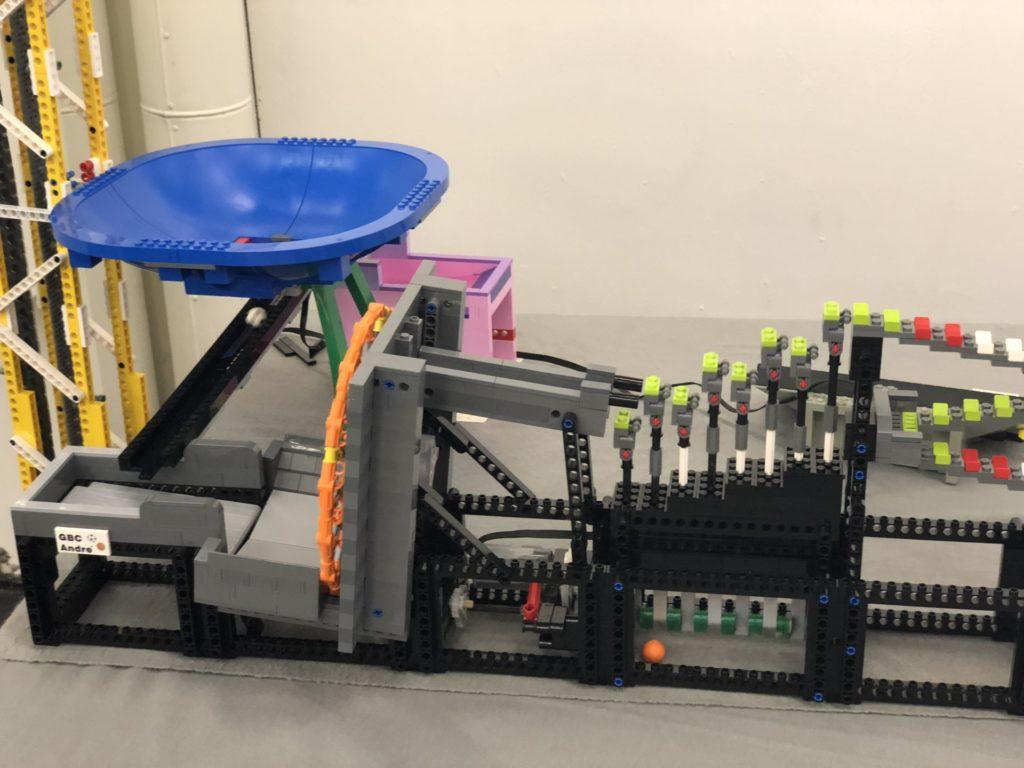 LEGO Bälle transportieren - Bild 4 | ©2018 Brickzeit