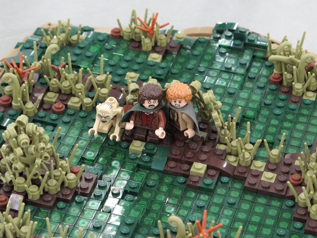 LEGO Hobbit - Bild 1 | ©2018 Brickzeit