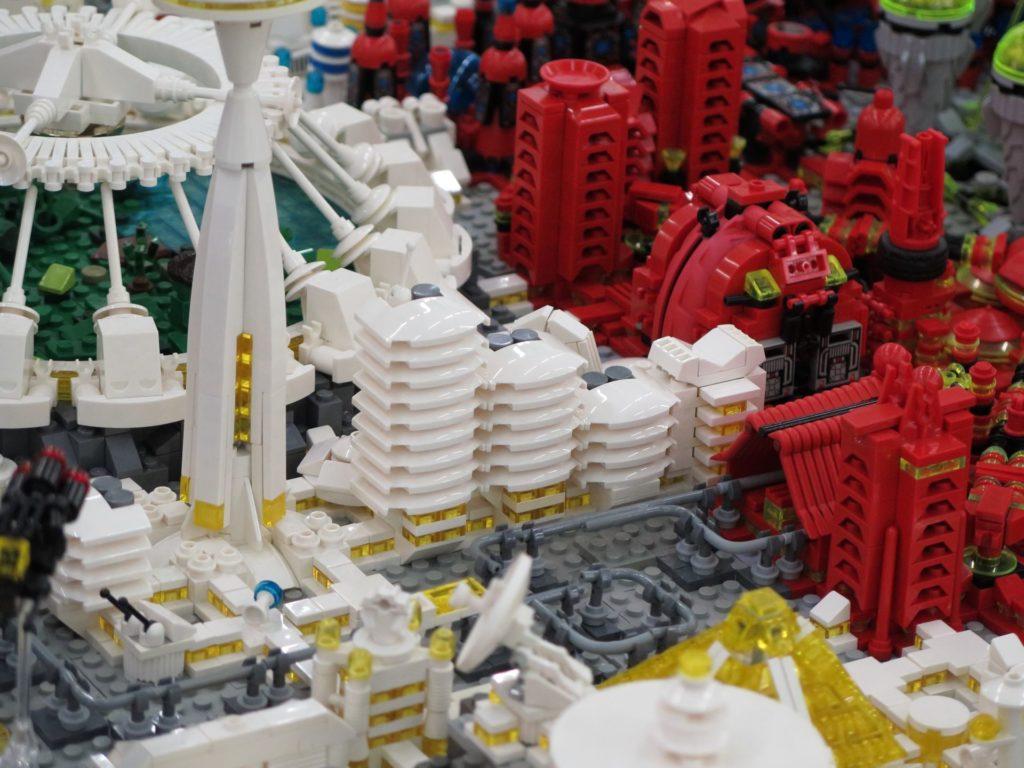 LEGO Micro Moonbase - Bild 5 | ©2018 Brickzeit