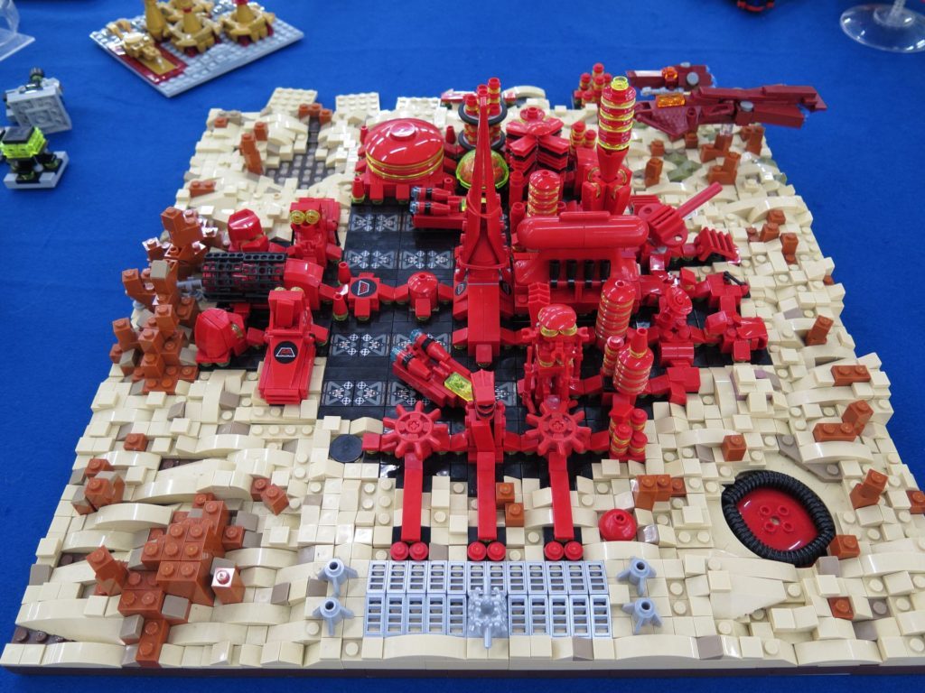 LEGO Micro Moonbase - Bild 7 | ©2018 Brickzeit