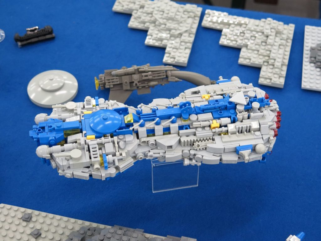 LEGO Micro Moonbase - Bild 8 | ©2018 Brickzeit
