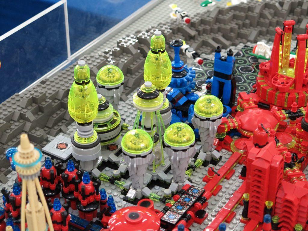LEGO Micro Moonbase - Bild 10 | ©2018 Brickzeit