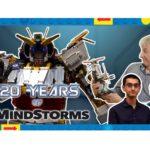 Dokumentation 20 Jahre LEGO® MINDSTORMS® - Titelbild | ©LEGO Gruppe