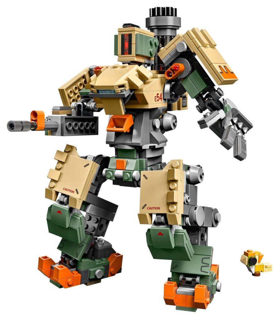 LEGO® Overwatch 75974 Bastion - Set | ©LEGO Gruppe