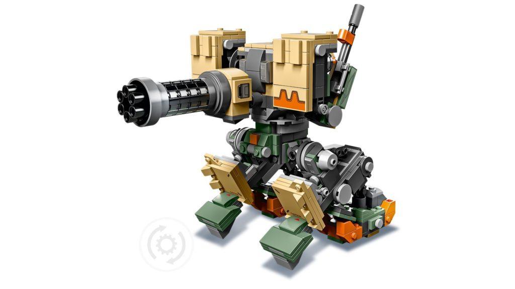 LEGO® Overwatch 75974 Bastion - Kanone | ©LEGO Gruppe