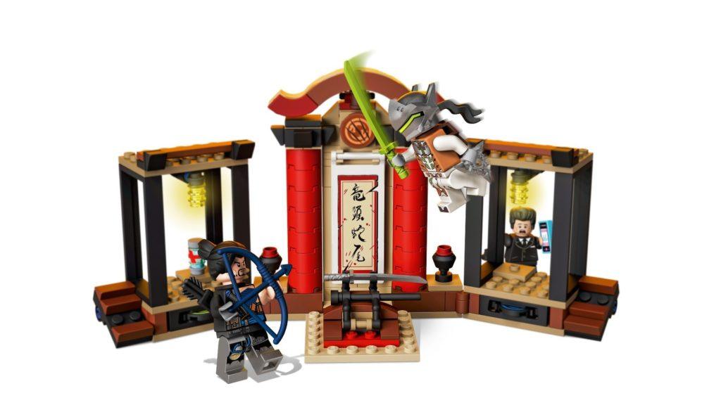 LEGO® Overwatch 75971 Hanzo vs. Genji - Set | ©LEGO Gruppe