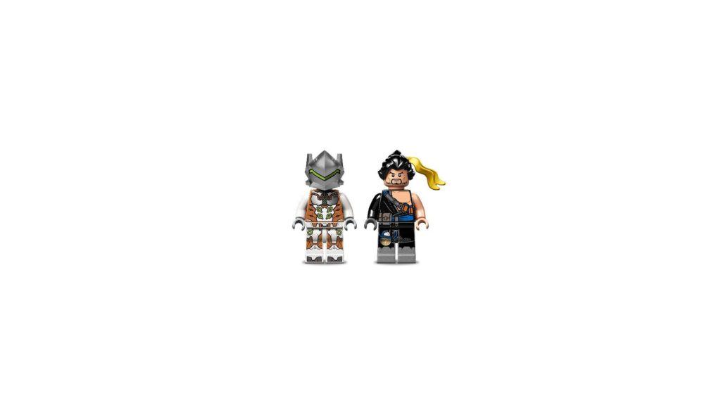 LEGO® Overwatch 75971 Hanzo vs. Genji - Minifiguren | ©LEGO Gruppe