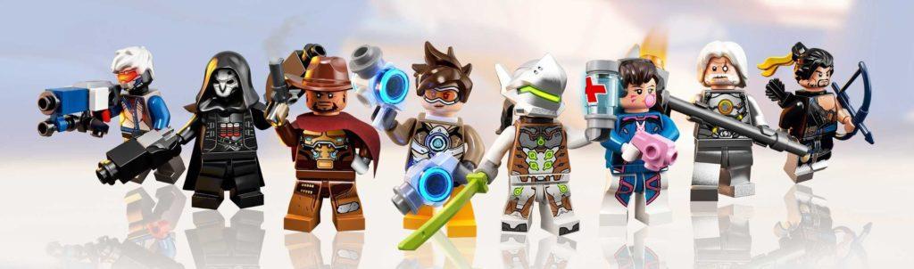 LEGO® Overwatch Minifiguren | ©LEGO Gruppe