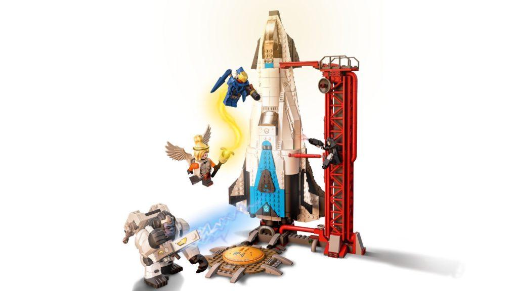 LEGO® Overwatch 75975 Watchpoint: Gibraltar - Set | ©LEGO Gruppe