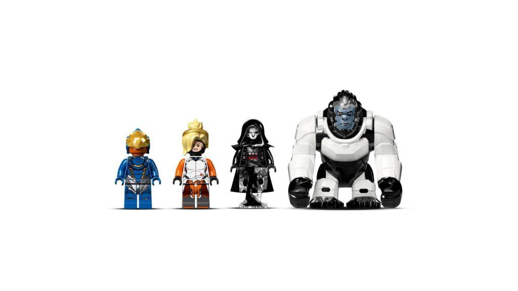LEGO® Overwatch 75975 Watchpoint: Gibraltar - Minifiguren | ©LEGO Gruppe