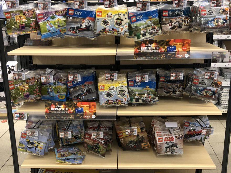 LEGO® Polybags bei Albert in Tschechien - Titelbild | 2018 Brickzeit
