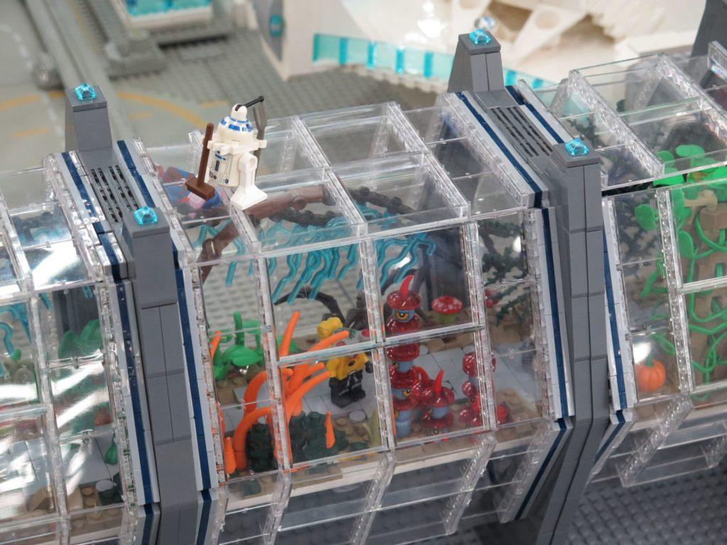 LEGO Space Station- Bild 2 | ©2018 Brickzeit