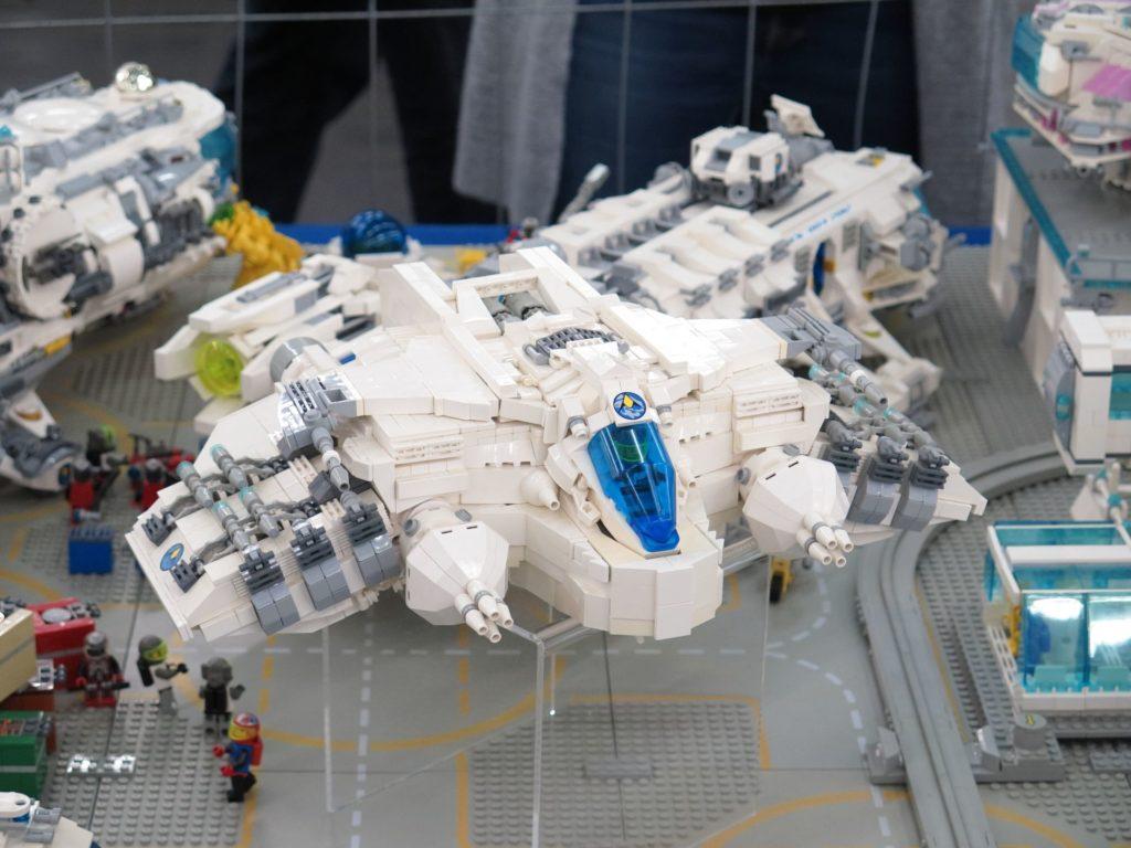 LEGO Space Station- Bild 4 | ©2018 Brickzeit
