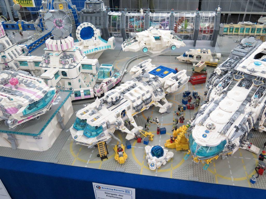 LEGO Space Station- Bild 6 | ©2018 Brickzeit