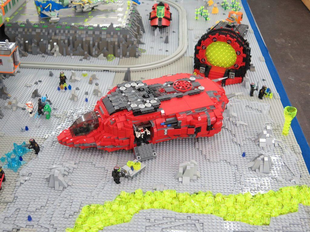 LEGO Space Station- Bild 8 | ©2018 Brickzeit