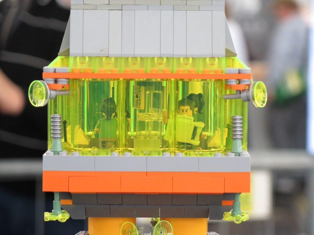 LEGO Space Station- Bild 9 | ©2018 Brickzeit