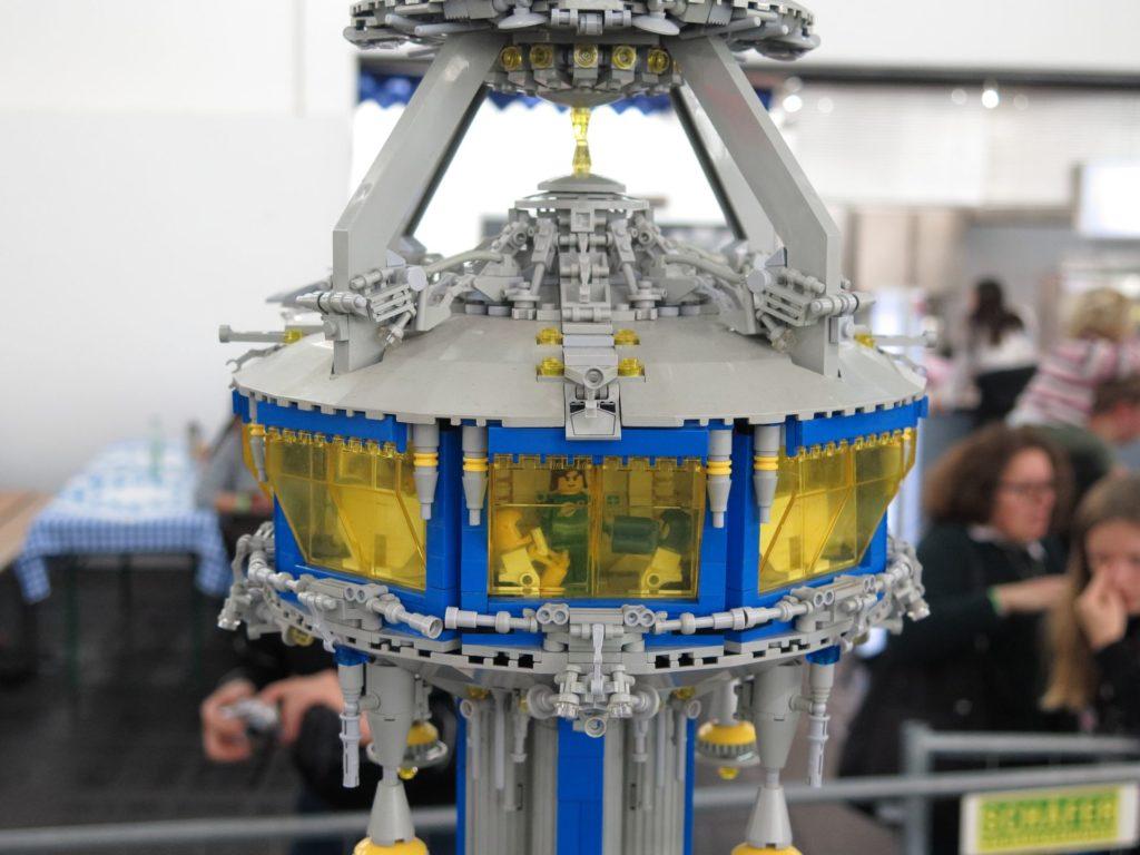 LEGO Space Station- Bild 10 | ©2018 Brickzeit